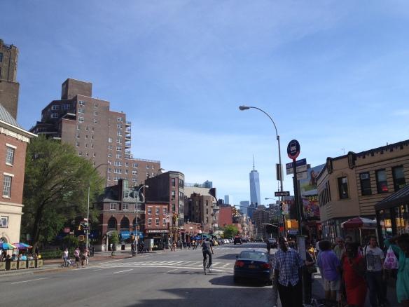 Doven søndagsstemning i West Village. Kan man få nok af NYC? Nej egentlig ikke.